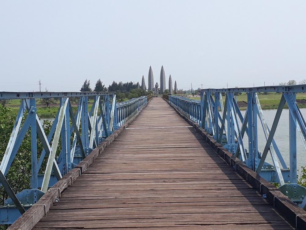 Pont vu du nord