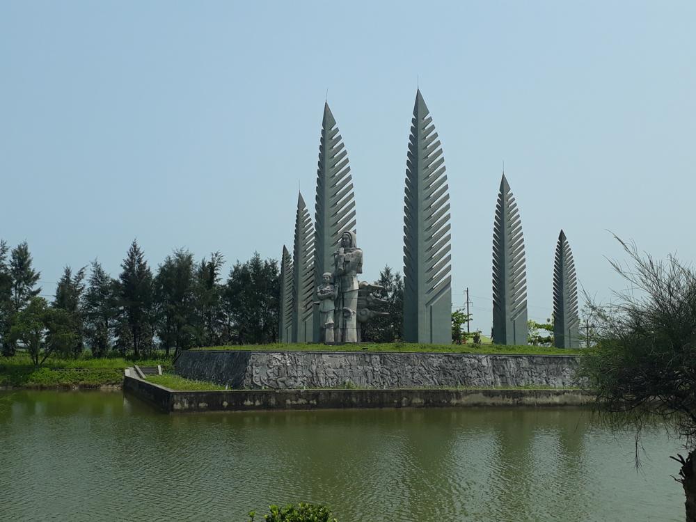 Monument de comémoration sud