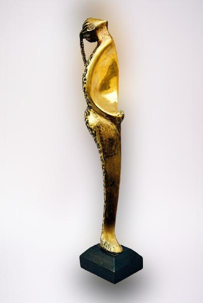 Dougalé - 56 cm x 12 cm - T.BA - 2008