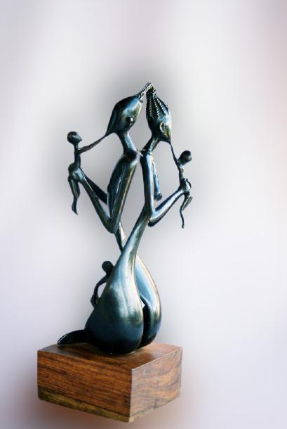 Badeyanouma - 42,5 cm x 17 cm - T.BA - 2013