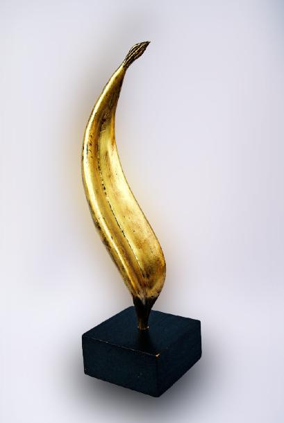 Gouandé - 51 cm x 16 cm - T.BA -  2008