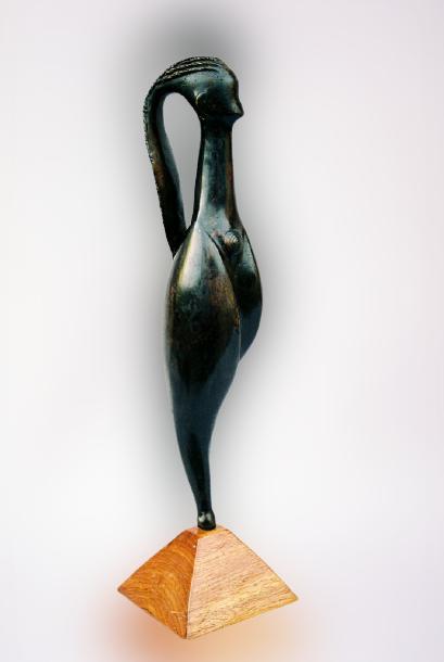 Kérébéré - 47 cm x 12 cm - T.BA - 2008