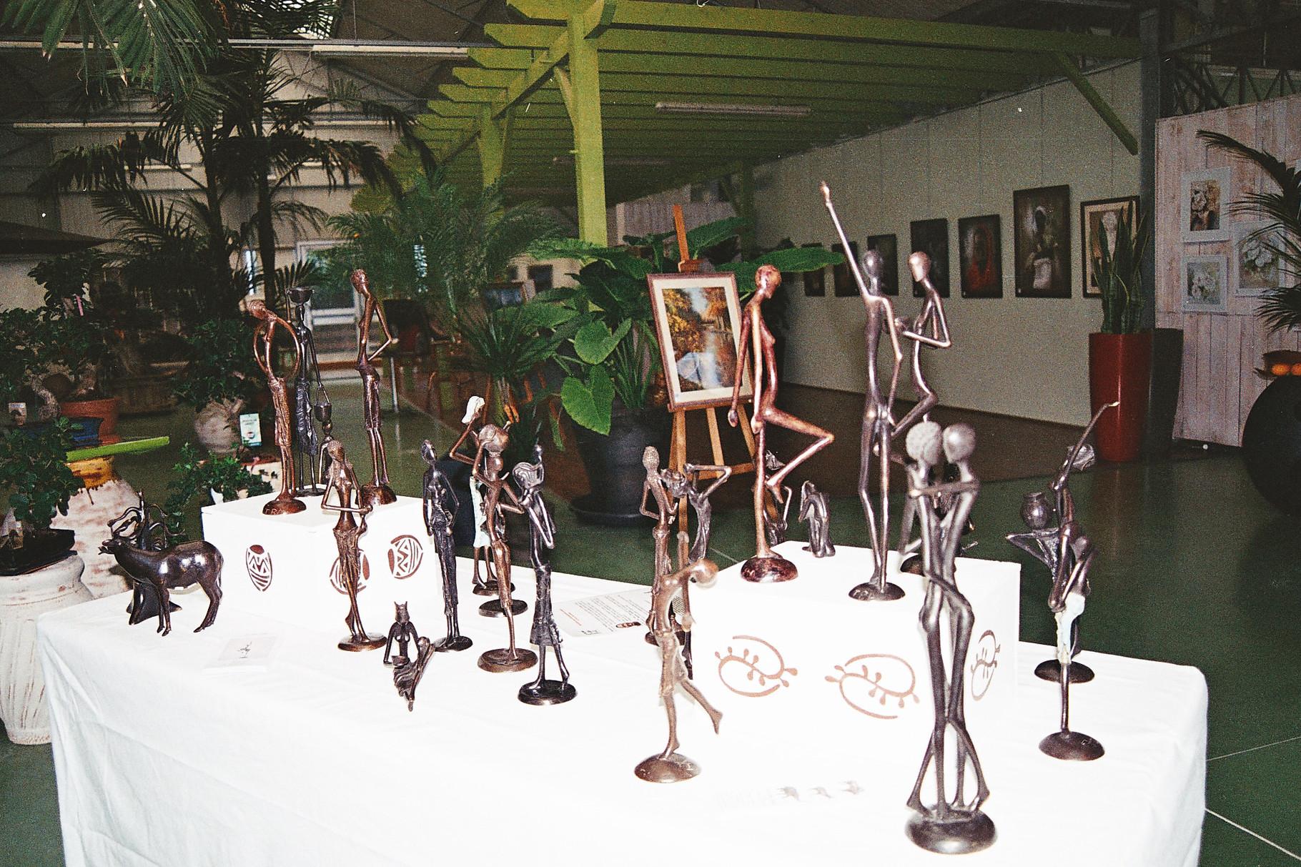 2014 - 47 Marmande - Jardinerie Jay - Exposition
