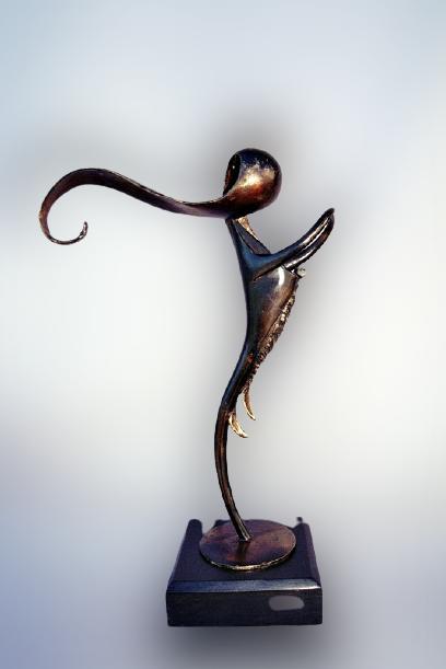 Sirène - 43,5 cm x 27,5 cm - T.I - 2016