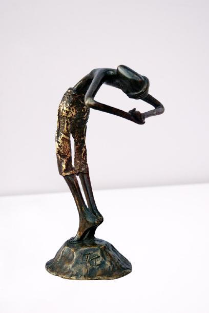 Bakounandi - 20 cm x 12,5 cm - T.I - 2019