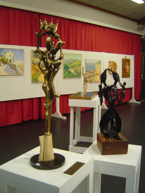 2014 - 33 Talence - Exposition Grand prix de la Ville de Talence