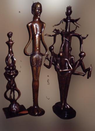 """1er prix - SNC 1992 : """"Un pour tous, tous pour un"""" - """"Couple uni"""" - """"L'arbre de la culture"""""""