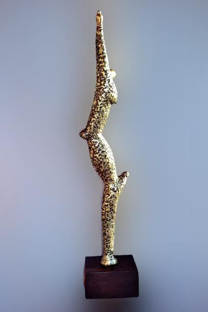 Sindjikélédé - 91,5 cm x 18 cm - T.BA - 2016