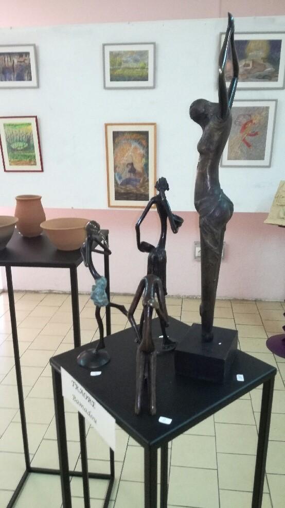 2017 - 24 St Paul la Roche - Exposition Les Arts à St Paul