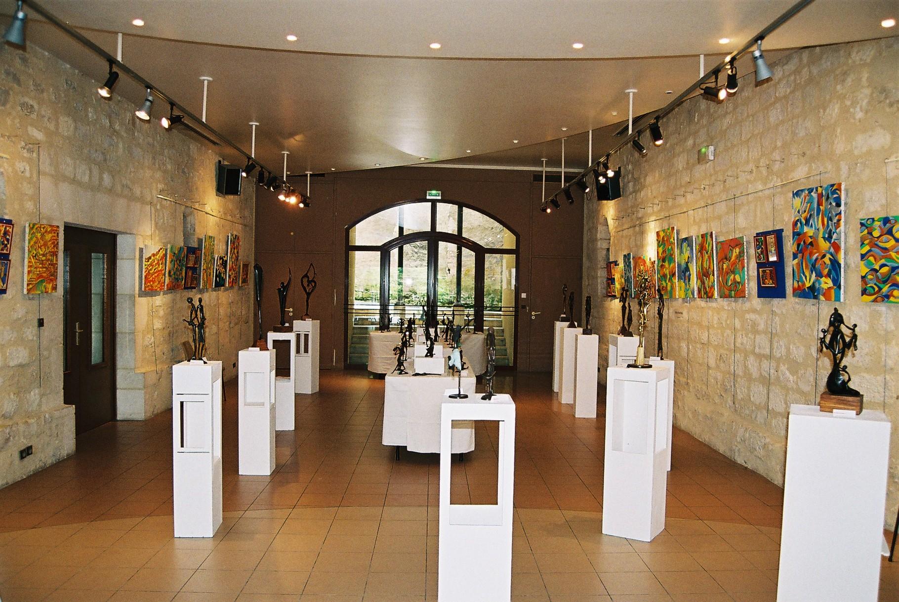 2014 - 47 Monflanquin - GEM - exposition