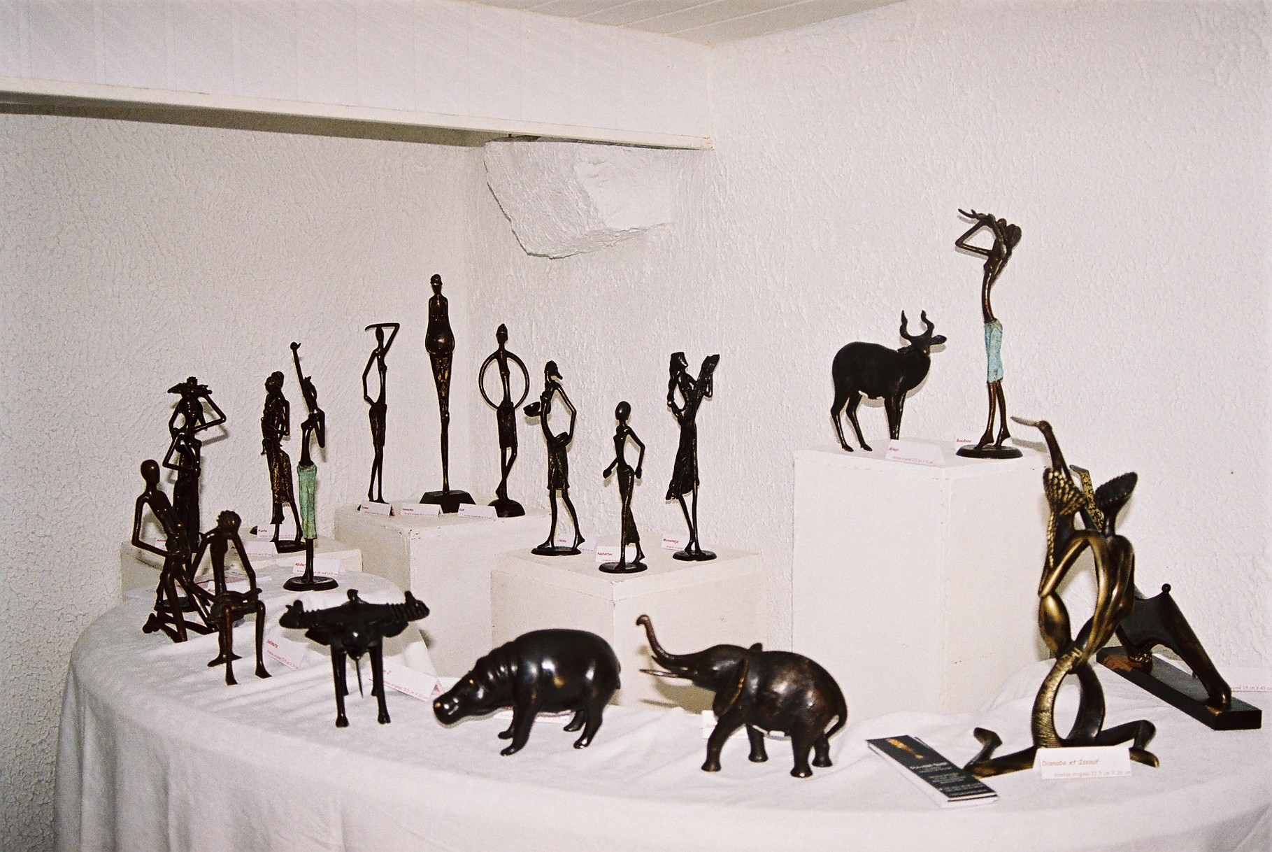 2013 - Africajarc - Exposition Maison Bras -