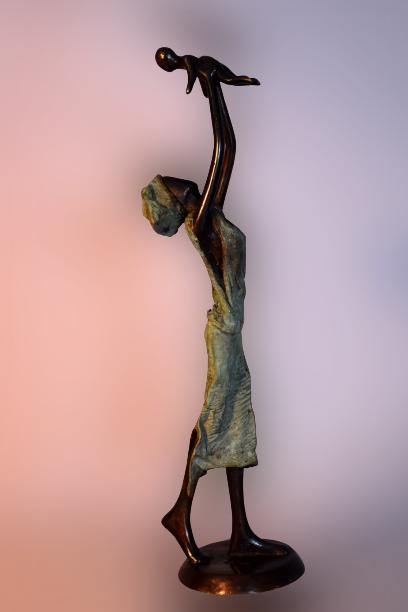 Balimaya - 33,5 cm x 9 cm - T.I - 2020