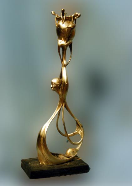 """1er prix - SNC 1996 - """"Retenue d'eau pour l'avenir de nos enfants"""""""