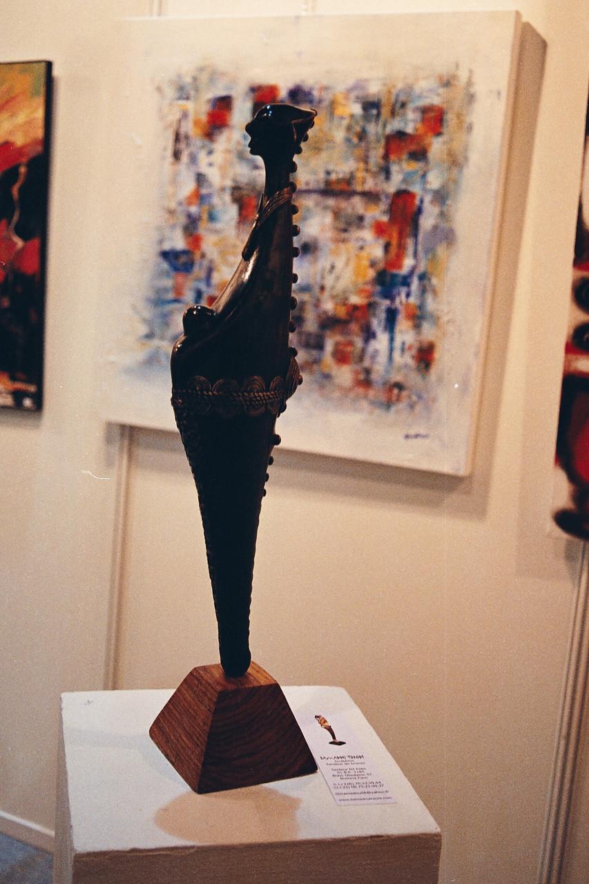 2014 - 33 Blanquefort - Société artistique - 31ème Salon des Arts