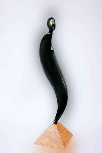 Balanda Mousso - 44,5 cm x 12 cm - T.BA - 2008
