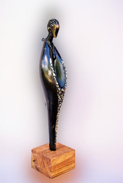 Dembé - 49 cm x 11 cm - T.BA - 2009