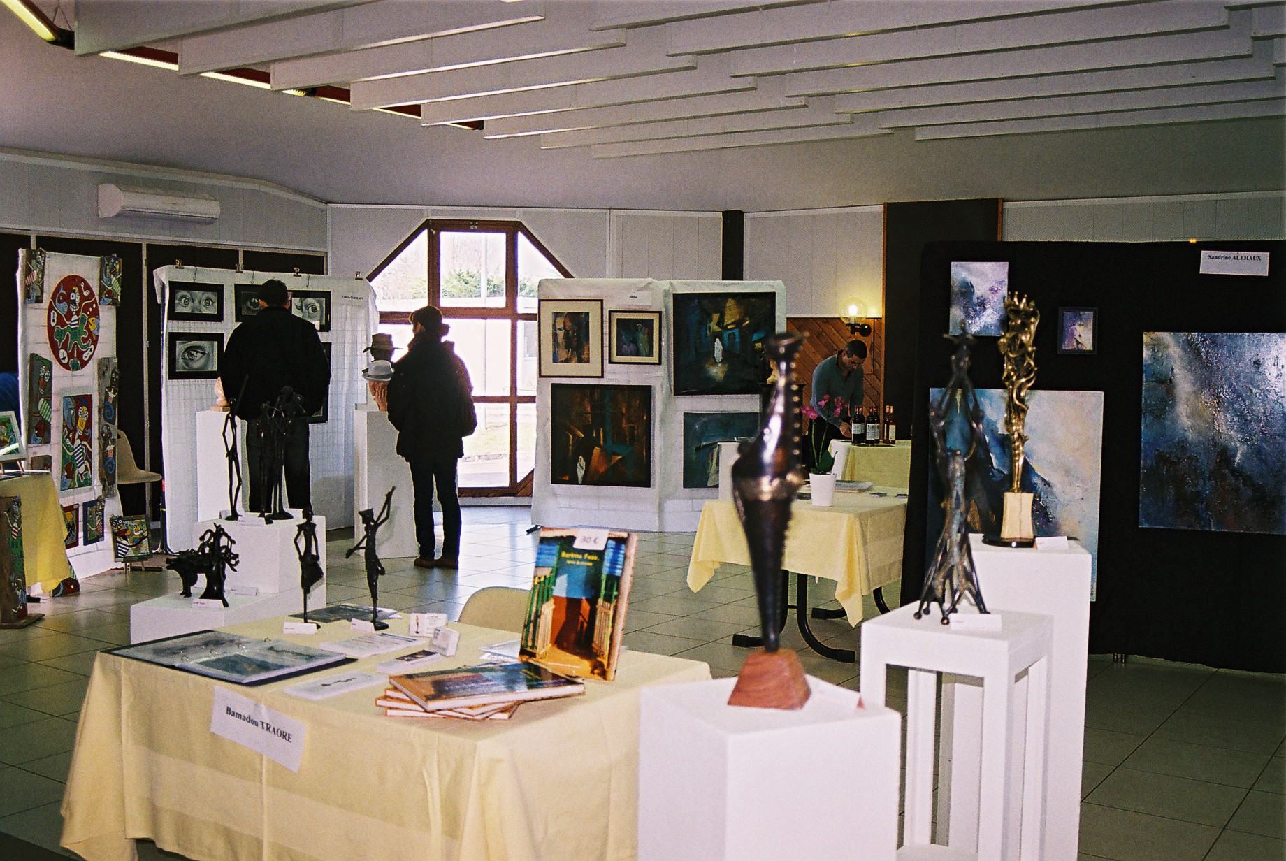 2015 - 33 Salignac - Salin'Art - Lez'Arts en Campagne