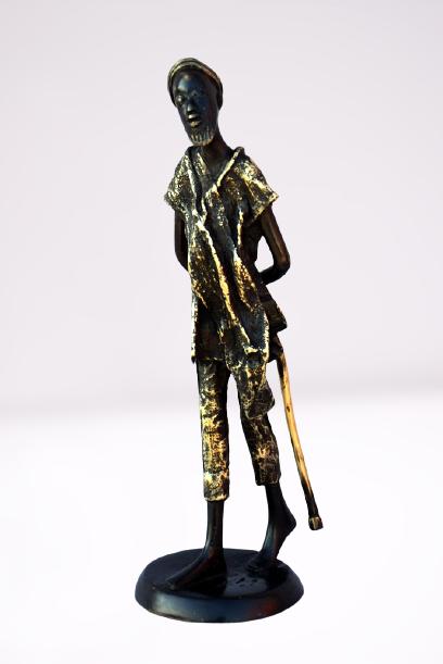 Abidia - 24,5 cm x 9,5 cm - T.I - 2021