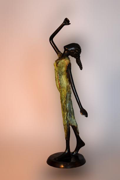 Mamanza - 28 cm x 8 cm - T.I - 2020