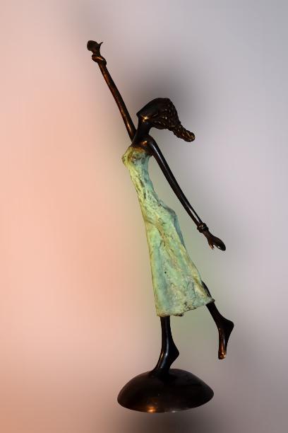 Aïssatou - 31 cm x 11,5 cm - T.I - 2020