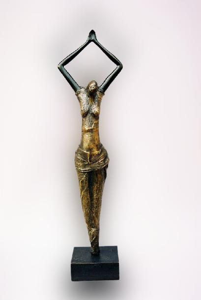 Kakélétigui - 58,5 cm x 16 cm - T.BA - 2008