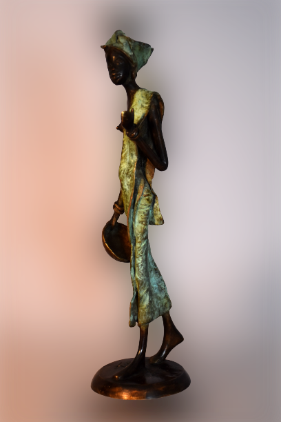 Nadissa - 27,5 cm x 9 cm - T.I - 2020