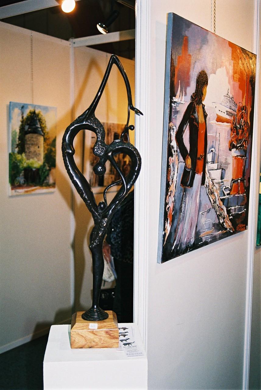 2013 - 33 Blanquefort - Exposition SAB au Parc de Fongravey -