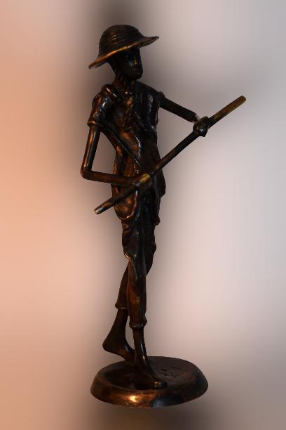 Karim - 25 cm x 10,5 cm - T.I - 2020