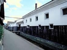 白壁土蔵群「赤瓦」