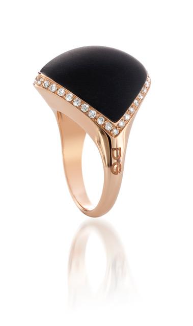 Rosegold Ring gesponsert von Goldsponsor Maison De Greef