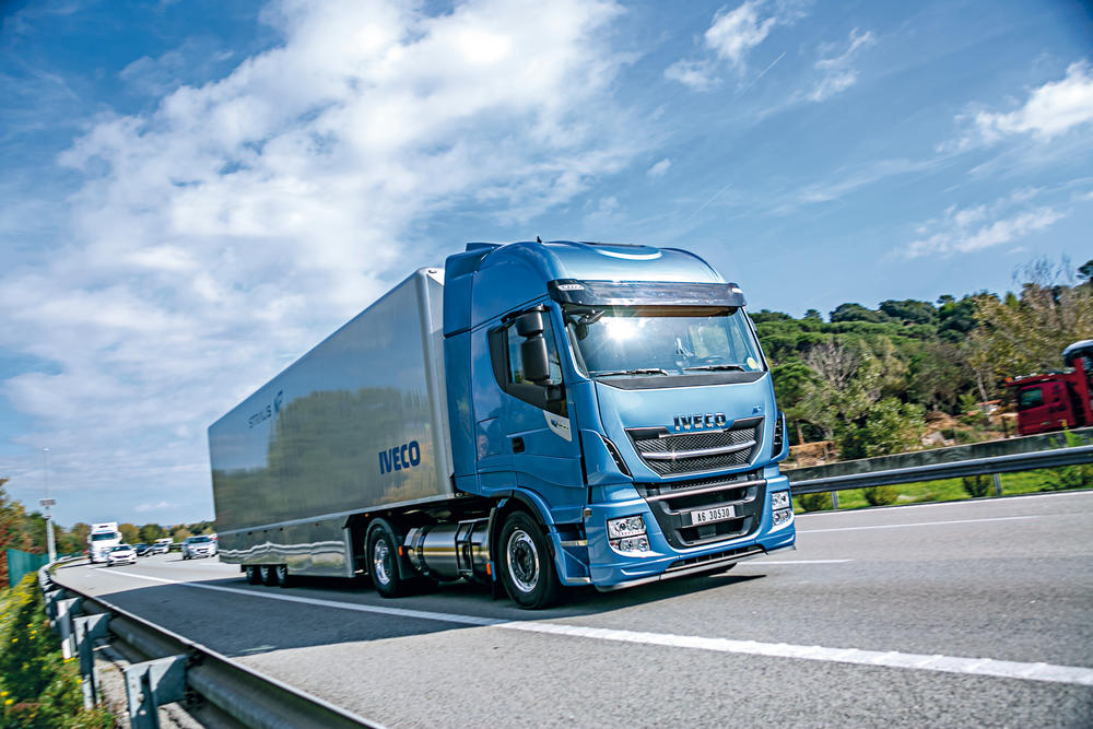 Camiones Iveco Mexico