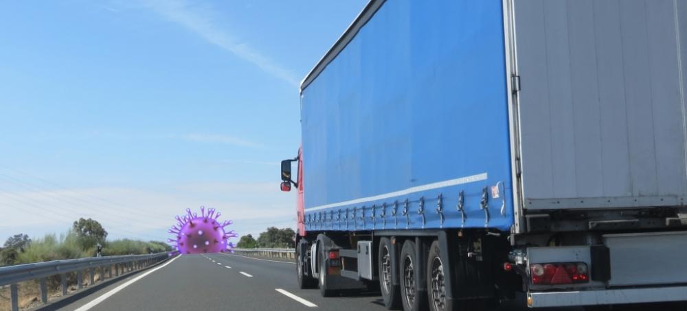Coronavirus COVID-19 Guia del transporte y logística ¿que hacer?