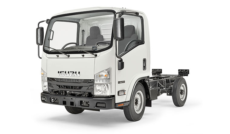 Camiones Isuzu México
