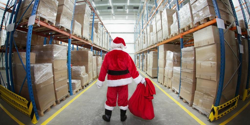 Logística en Navidad consejos para las entregas navideñas