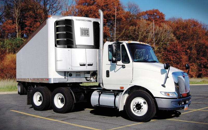 Empresas de Transporte Carga Refrigerada en México