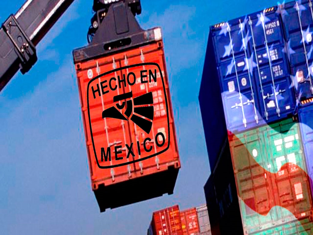 Procedimiento para exportar en México