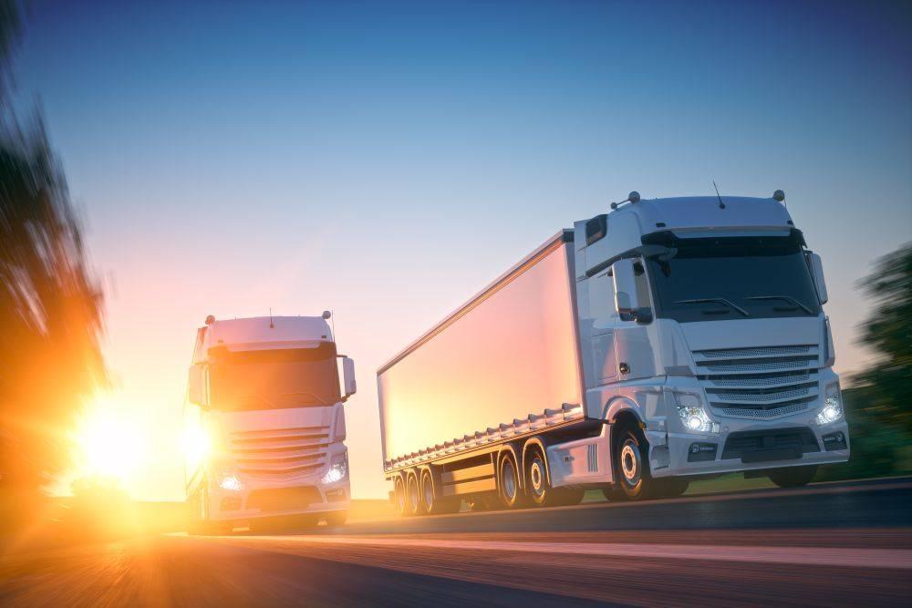 Tipos de protección para transportes terrestres