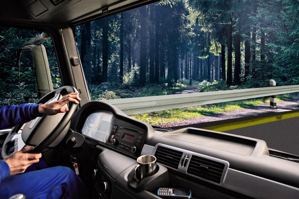 COVID-19 Pasos para Desinfectar la Cabina de un Camión
