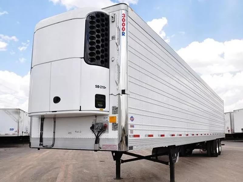 Tipos de camiones de carga para productos perecederos, productos con sensibilidad a temperaturas