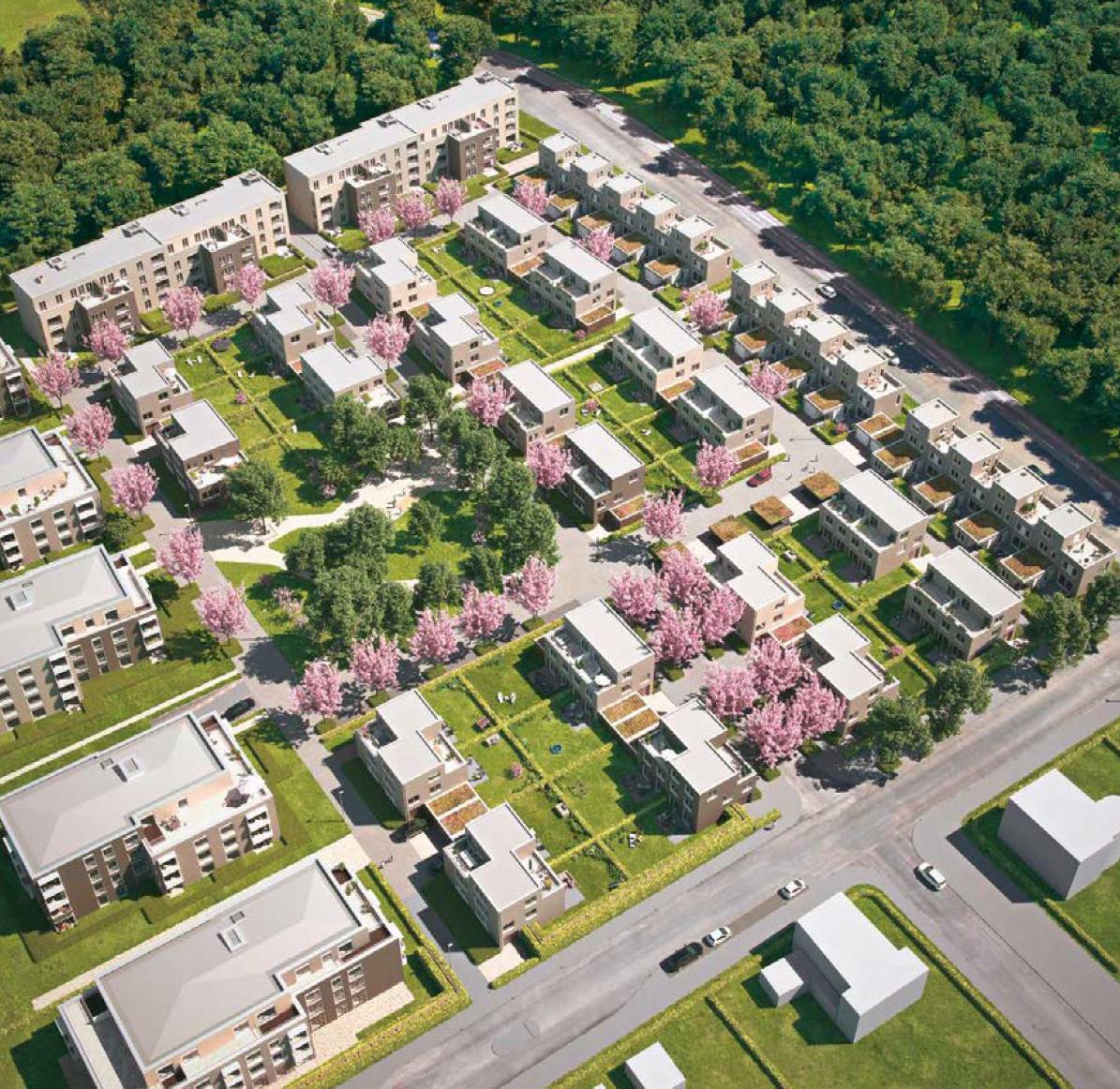 Junkersdorfer Stadtgärten