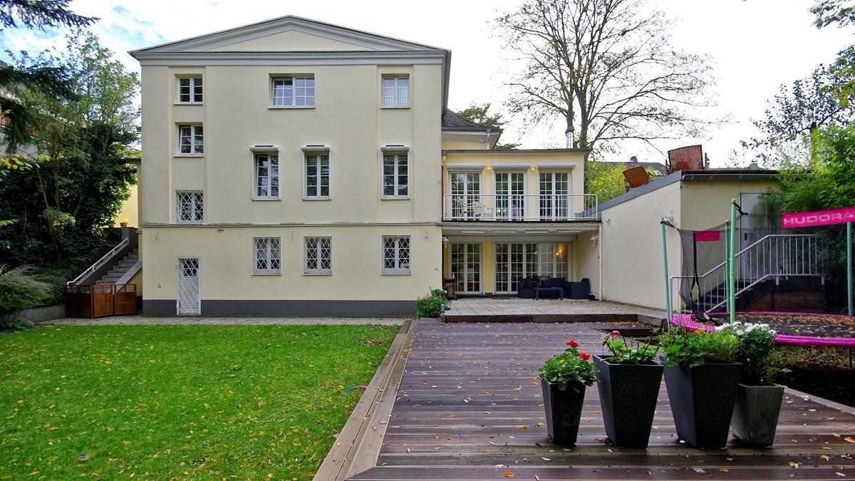 Vorstandsvilla in Braunsfeld - verkauft in der 3. Besichtigung