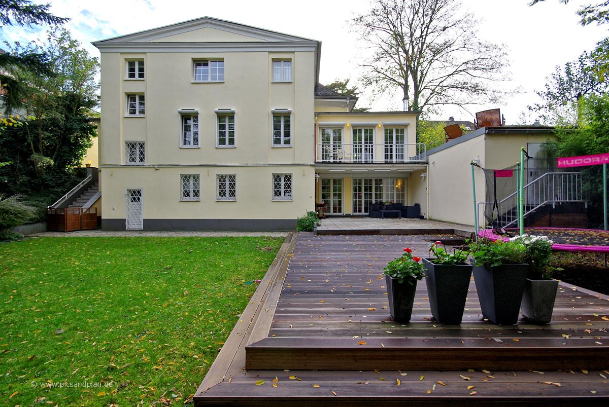Vorstandvilla in Braunsfeld