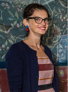 Dora, la fondatrice di Spazio 19 Milano