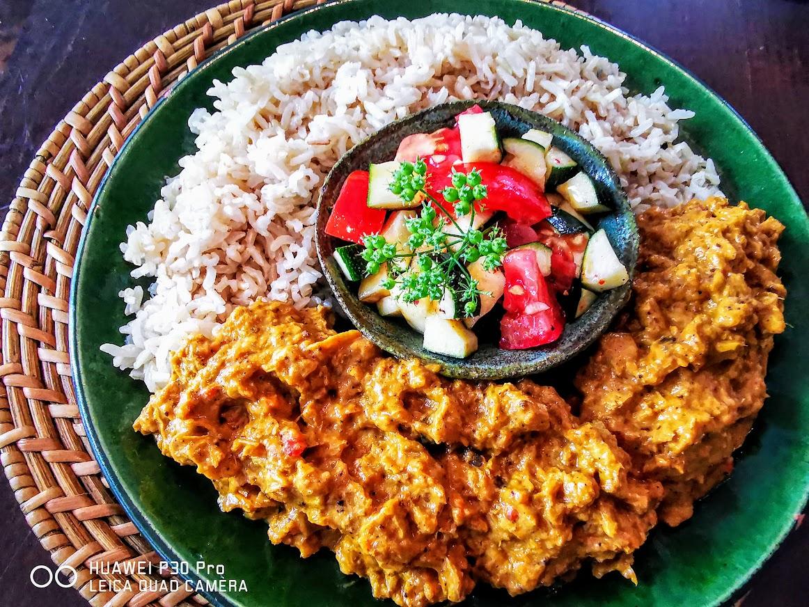 Curry uit Sri Lanka