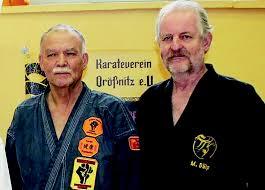 Shihan Matthias Dülp und Shihan Erich B. Ries