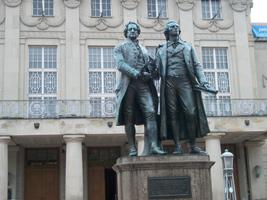 2013 Besuch in Weimar