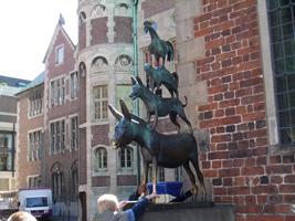 2009 Reise nach Bremen