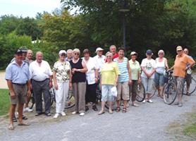2004 Große Radtour