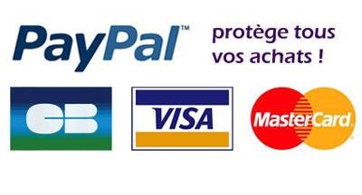 Paiement sécurisé - PayPal - Cartes bancaires - Hendaye Tourisme
