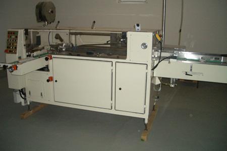 Generalüberholte Verpackungsmaschine Hartmann VS 310 bei Berhorst Bäckereitechnik in Delbrück kaufen